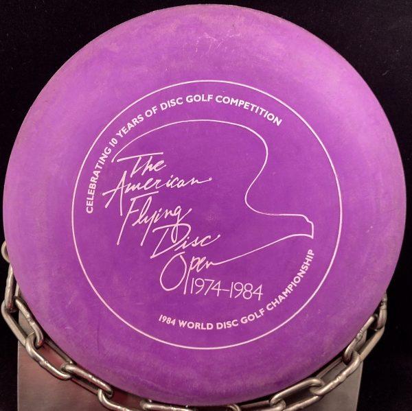 Innova 1984 Disc Golf World Championships AERO Disc Golf Putter