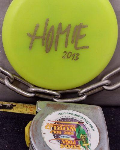 Little Flyer 2013 Homie MINI Disc Golf Marker