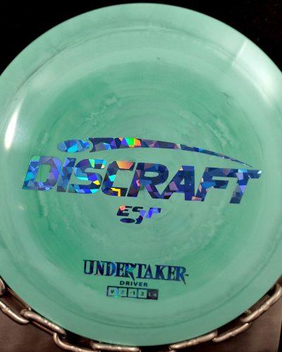 Discraft ESP UNDERTAKER Disc Golf Driver