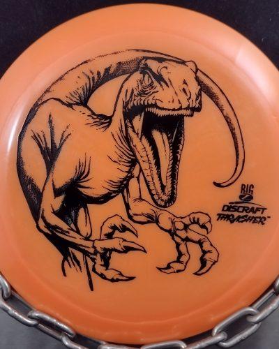 Discraft Big Z THRASHER Disc Golf Driver
