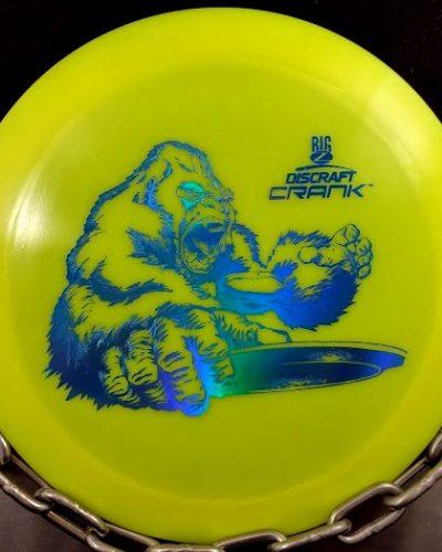 Discraft Big Z CRANK Disc Golf Driver