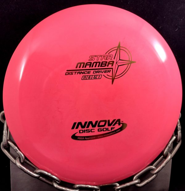 Innova Star MAMBA Disc Golf Driver 1