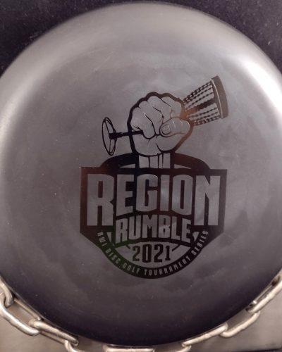 Discraft Paul McBeth Region Rumble ESP LUNA Disc Golf Putter