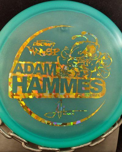 iscraft Adam Hammes Tour Series Z WASP Mid Range Golf Disc
