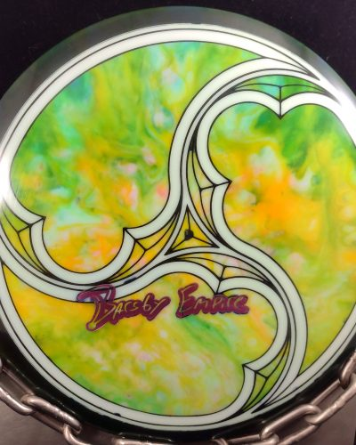 Millennium Barsby Empire Tri Blade Fly Dye Sirius SCORPIUS Disc Golf Driver