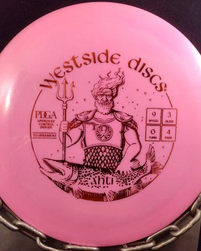 Westside Discs VIP AHTI Disc Golf Fairway Driver